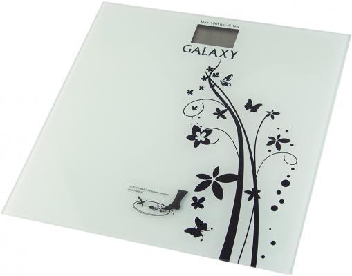 Весы напольные GALAXY GL4800 рисунок весы напольные galaxy gl4850