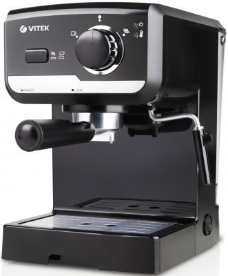 Кофеварка Vitek VT-1502(BK) черный кофеварка vitek vt 1502 bk черный