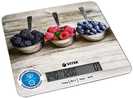 Весы кухонные Vitek VT-2429 MC рисунок кухонные весы vitek кухонные весы vitek vt 8025 mc