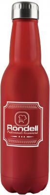 Термос Rondell Bottle RDS-914 0.75л красный термос rondell bottle grey 750 мл