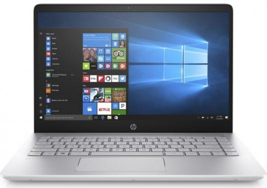 Ноутбук HP Pavilion 14-bf028ur (2QH99EA) ноутбук