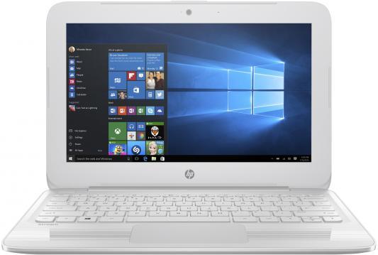 """Ноутбук HP Stream 11-y013ur 11.6"""" 1366x768 Intel Celeron-N3060 2EQ27EA"""
