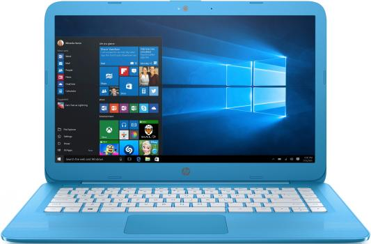 "Ноутбук HP Stream 14-ax015ur 14"" 1366x768 Intel Celeron-N3060 2EQ32EA"