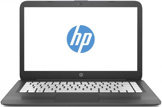 "Ноутбук HP Stream 14-ax018ur 14"" 1366x768 Intel Celeron-N3060 2EQ35EA"
