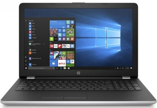 Ноутбук HP 15-bs105ur 15.6 1920x1080 Intel Core i5-8250U 2PP24EA ноутбук lenovo ideapad 320 15iap 80xr00x8rk intel pentium n4200 1 1 ghz 4096mb 1000gb intel hd graphics wi fi bluetooth cam 15 6 1366x768 dos