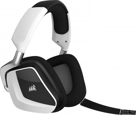 Игровая гарнитура беспроводная Corsair Gaming VOID PRO RGB Wireless Dolby Headphone 7.1 белый CA-9011153-EU соковыжималка endever endever sigma 99