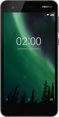 Смартфон NOKIA 2 Dual sim 8 Гб черный (11E1MB01A03) смартфон nokia 8 dual sim blue