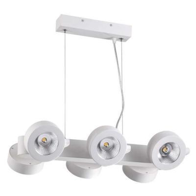 Светодиодный спот Odeon Light Pumavi 3493/60L светодиодный светильник odeon furdo 2870 60l