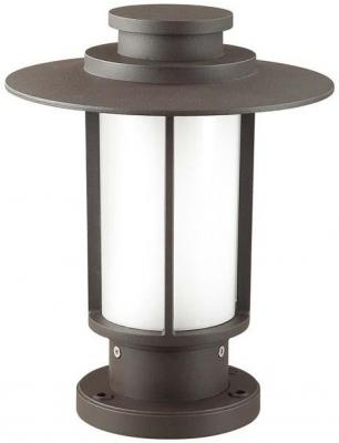 Уличный светильник Odeon Light Mito 4047/1B odeon light 4047 1w odl18 709 матовое кофе опал уличный настенный светильник ip54 e27 18w 220v mito