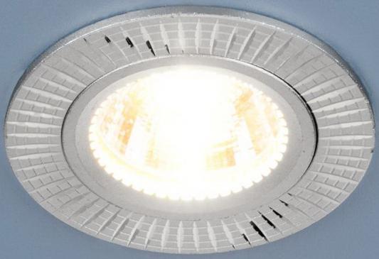 Встраиваемый светильник Elektrostandard 2003 MR16 SL серебро 4690389060458
