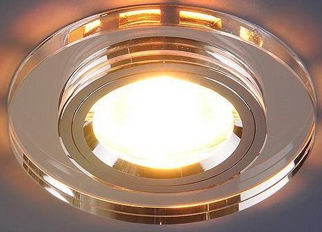 Встраиваемый светильник Elektrostandard 8060 MR16 SL зеркальный/серебро 4690389061035 утюг электролюкс 8060