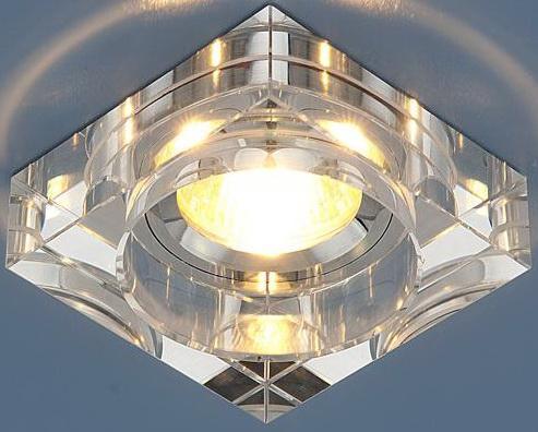 Встраиваемый светильник Elektrostandard 9171 MR16 SL зеркальный/серебро 4690389056468
