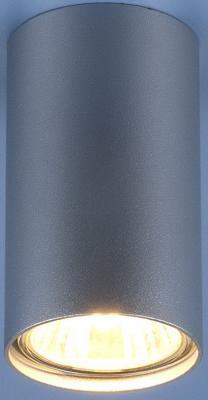 Потолочный светильник Elektrostandard 1081 5257 GU10 SL серебро 4690389104381 потолочный светильник elektrostandard 1081 5257 gu10 sl серебро 4690389104381
