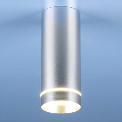 Потолочный светодиодный светильник Elektrostandard DLR022 12W 4200K хром матовый 4690389102950 потолочный светодиодный светильник elektrostandard dlr022 12w 4200k белый матовый 4690389102974