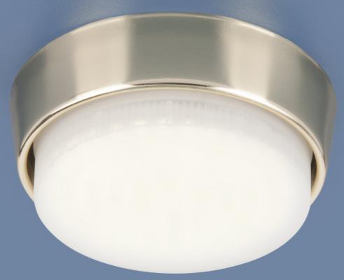 Накладной светильник Elektrostandard 1037 GX53 GD золото 4690389071522 накладной светильник elektrostandard 1037 gx53 сн хром 4690389071546