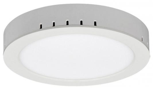 Накладной светодиодный светильник Elektrostandard DLR020 24W 4200K 4690389084577 светильник dlr001 24w 4200k р±рµр с‹р wh elektrostandard