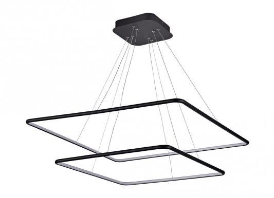 Подвесной светодиодный светильник Donolux S111024/2SQ 105W Black In