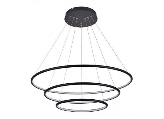 Подвесной светодиодный светильник Donolux S111024/3R 110W Black In