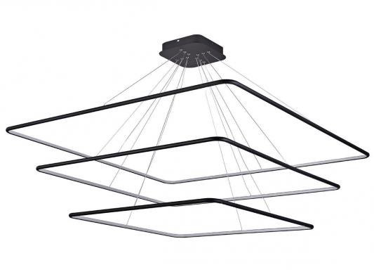 Подвесной светодиодный светильник Donolux S111024/3SQ 180W Black In