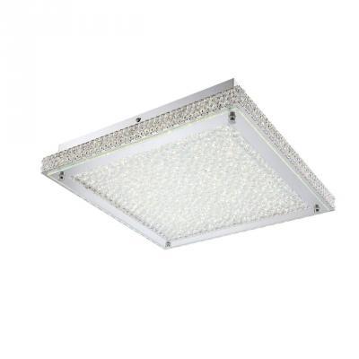 Потолочный светодиодный светильник с пультом ДУ Globo Curado 49334D