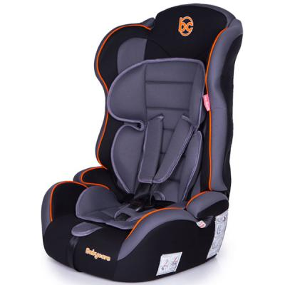 Фото Автокресло Baby Care Upiter Plus (black-orange)