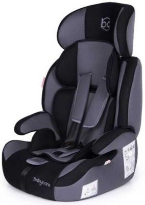 Автокресло Baby Care Legion (black-grey) автокресло baby care rubin black grey 1023