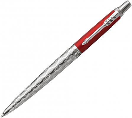 Шариковая ручка автоматическая Parker Jotter K175 SE London Architecture Classical Red синий M 2025827