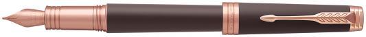 Перьевая ручка Parker Premier F560 Soft Brown PGT F 1931405