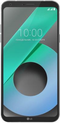 Смартфон LG Q6 32 Гб черный (LGM700AN.ACISBK) смартфон lg q6 m700an 32gb black gold