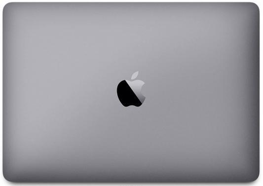 "Ноутбук Apple MacBook 12"" 2304x1440 Intel Core i7 512 Gb 16Gb Intel HD Graphics 615 серый macOS Z0TY0002T"