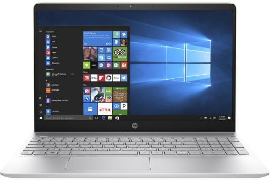Ноутбук HP Pavilion 15-ck013ur 15.6 1920x1080 Intel Core i5-8250U 2PT03EA ноутбук hp pavilion 15 au142ur 15 6 1920x1080 intel core i7 7500u 1gn88ea