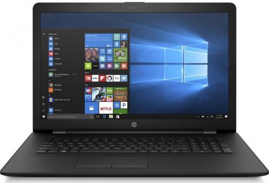 Ноутбук HP 17-ak079ur 17.3 1920x1080 AMD A9-9420 2QH68EA ноутбук hp 17 ak079ur 17 3 1920x1080 amd a9 9420 500 gb 4gb amd radeon 530 2048 мб черный windows 10 home 2qh68ea