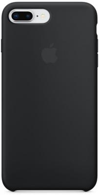 Чехол Apple MQGW2ZM/A для iPhone 7 Plus iPhone 8 Plus чёрный чехол для iphone 7 plus apple mmqu2