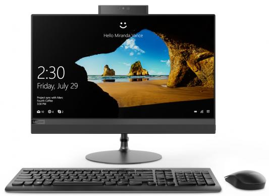 "Моноблок 21.5"" Lenovo IdeaCentre 520-22IKU 1920 x 1080 Intel Core i3-6006U 4Gb 1Tb Intel HD Graphics 520 DOS черный F0D50020RK F0D50020RK"