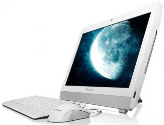 "Моноблок 19.5"" Lenovo S200z 1600 x 900 Intel Pentium-J3710 4Gb 500Gb Intel HD Graphics 405 Windows 10 Home белый 10K1000VRU"