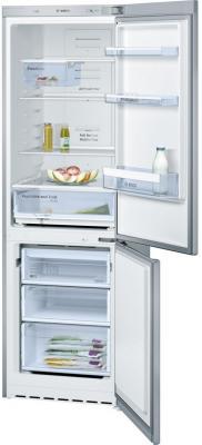 Холодильник Bosch KGN36NL14R серебристый bosch kgn 36s71