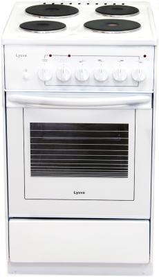 Электрическая плита Лысьва ЭП 4/1э04 белый цена и фото
