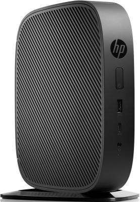 Тонкий Клиент HP Flexible t530 slim GX-215JJ (1.5)/4Gb/SSD8Gb/R2E/HP ThinPro 32/GbitEth/45W/клавиатура/черный тонкий клиент hp t420 gx 209ja 1 0ghz hp smart zero core black m5r72aa