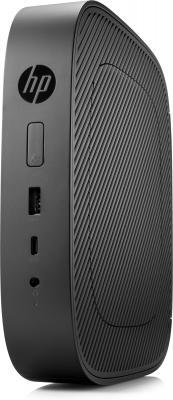 Тонкий клиент HP t530 AMD G-GX-215JJ 4Gb SSD 8 AMD Radeon R2 Без ОС черный 2DH77AA