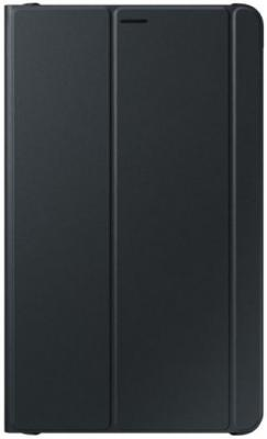 Чехол Samsung для Samsung Galaxy Tab A 8.0 Book Cover полиуретан/поликарбонат черный EF-BT385PBEGRU чехол samsung для samsung galaxy tab a 7 0 protective cover полиуретан поликарбонат черный ef pt280cbegru