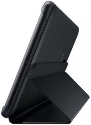 "Чехол Samsung для Samsung Galaxy Tab A 8.0"" (2017) Book Cover полиуретан/поликарбонат черный EF-BT385PBEGRU"