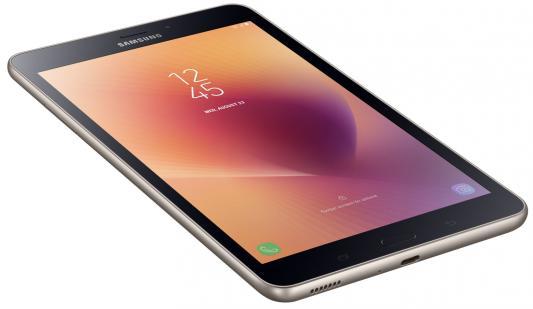 "Планшет Samsung Galaxy Tab A 8.0 SM-T385 8"" 16Gb золотистый Wi-Fi 3G LTE Bluetooth Android SM-T385NZDASER"