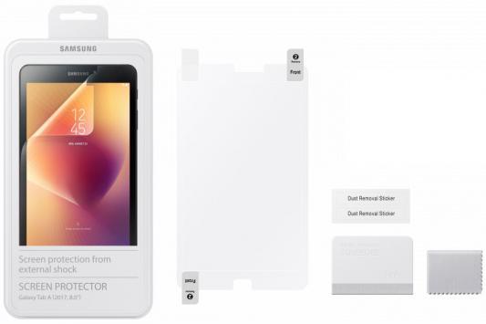 """Защитная пленка Samsung Galaxy Tab A 8.0"""" ET-FT380CTEGRU прозрачная 2шт"""