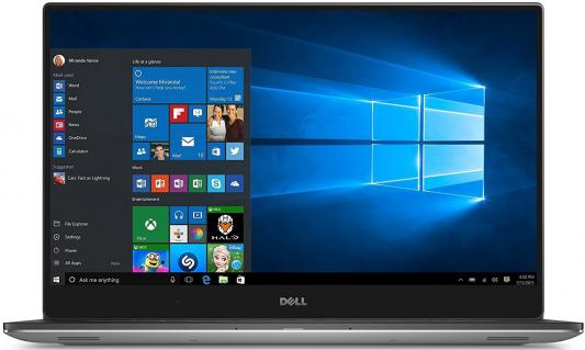 Ультрабук DELL XPS 15 15.6 1920x1080 Intel Core i5-7300HQ 9560-5570 адаптер dell intel ethernet i350 1gb 4p 540 bbhf