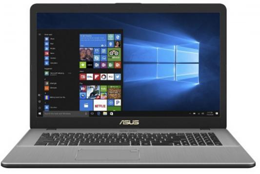 Ноутбук ASUS VivoBook Pro 17 N705UN-GC014T 17.3 1920x1080 Intel Core i7-7500U 90NB0GV1-M00140 ноутбук asus rog gl753vd gc140 17 3 1920x1080 intel core i7 7700hq
