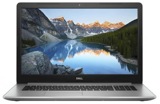Ноутбук DELL Inspiron 5770 17.3 1920x1080 Intel Core i7-8550U 5770-5525 dell dell inspiron обновление ноутбуков два года службы мудры