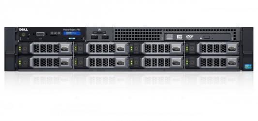 Сервер Dell PowerEdge R730 210-ACXU-244 сервер dell poweredge r430 210 adlo 83