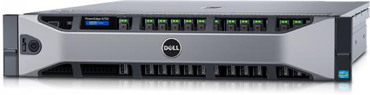 Сервер Dell PowerEdge R730XD 210-ADBC-140 сервер dell poweredge r730xd 210 adbc 123