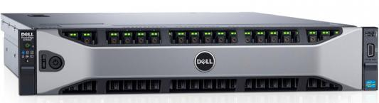 Сервер Dell PowerEdge R730xd 210-ADBC-138 сервер dell poweredge r730xd 210 adbc 123
