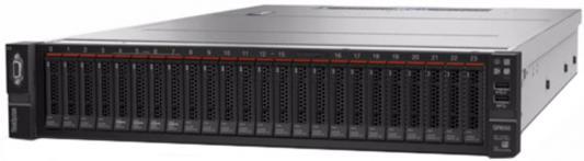 Сервер Lenovo ThinkSystem SR650 7X06A04LEA сервер lenovo x3650 m5 5462g2g